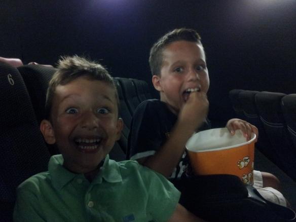 Tutti al cinema!!!